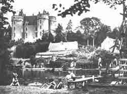 La Seonde Guerre mondiale à la Maison de Retraite de Montreuil-Bellay