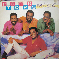 The Four Tops - Magic - Complete LP