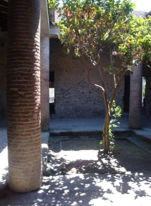 Pompei, la Villa des Mystères (2).