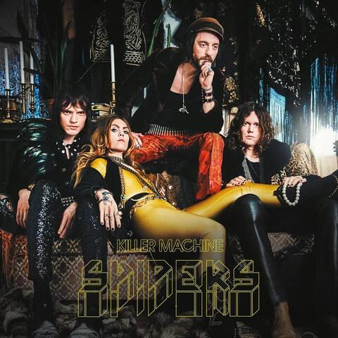 SPIDERS - Les détails du nouvel album
