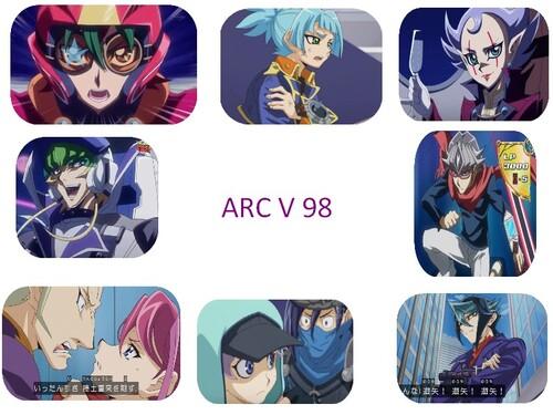 Mon avis sur l'épisode 98 de ARC V