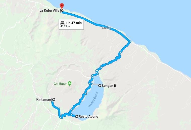 8 Août 2018 - Mont Batur