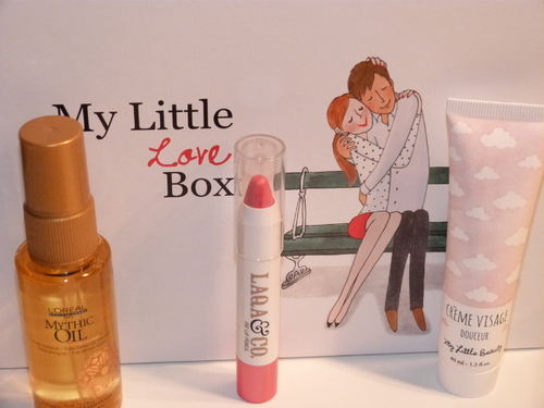My Little LOVE Box de février 2014