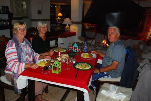 Dernier repas marocain