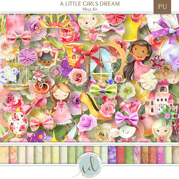 A Little Girls Dream - Release April 29th 2019 Id_ali10