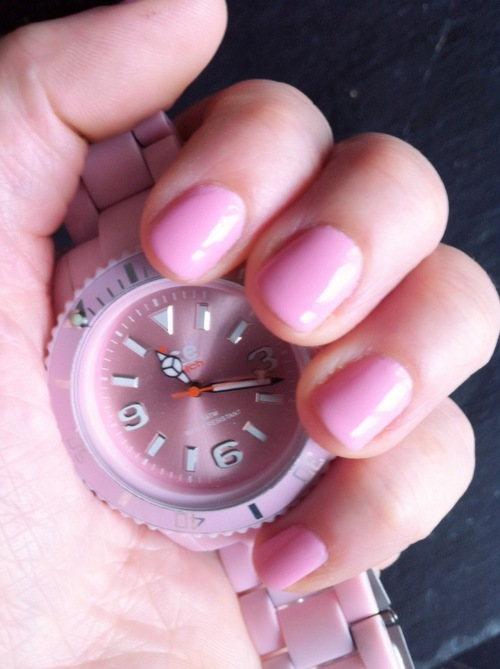 I Fell in LoVe with Candy Pink 376 de Kiko
