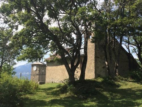A Saint Jean - Montclar