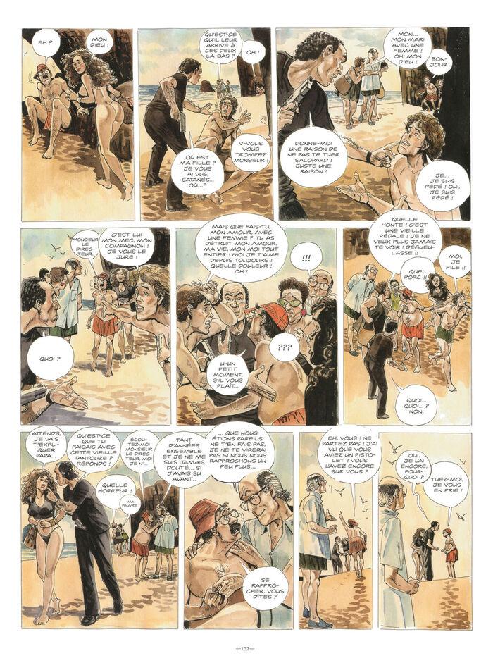 Playboy 2 @Une nouvelle journée de plage