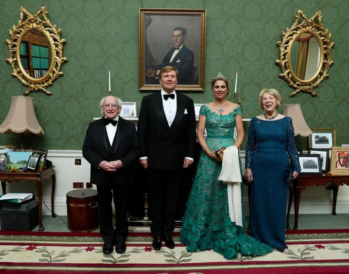 Soirée de gala en Irlande