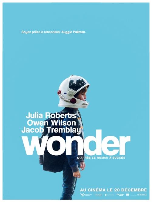 WONDER - La bande-annonce avec Julia Roberts & Owen Wilson !
