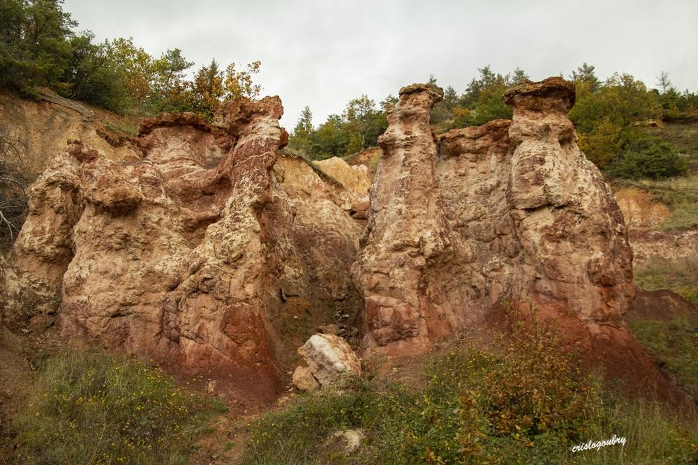 La vallées des saints à Boudes (43)