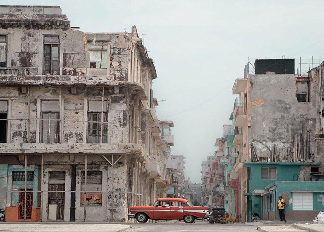 Havanna de Toni Wallachy, Cuba