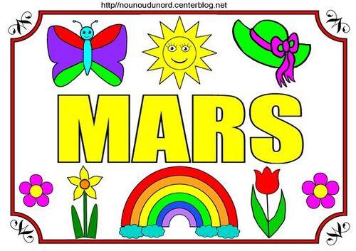 Les journées mondiales et internationales Mars