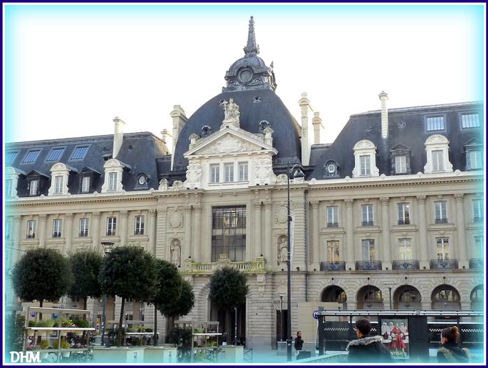 Petite balade dans Rennes -capitale de la Bretagne.