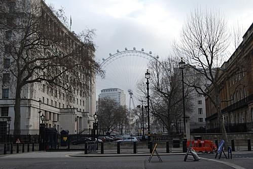 Londres - La grande roue 1