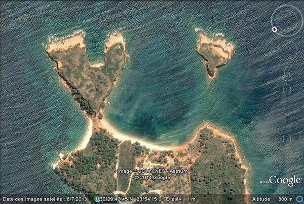 La plage de Kokkinocastro à Alonnisos * Κοκκινόκαστρο, Αλόννησος