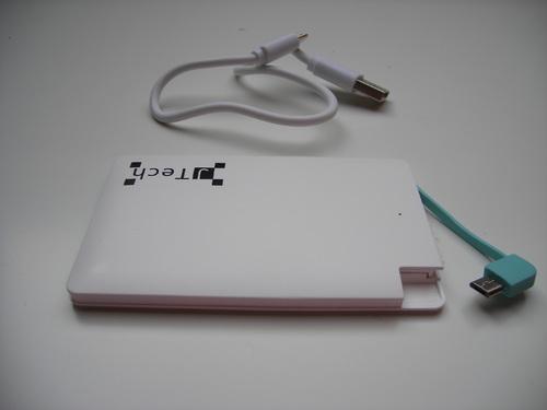 JTech Batterie externe 2500mAh