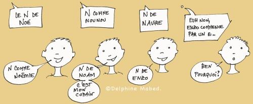 mots d' enfants