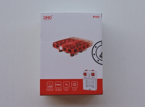 DHD - Mini Reddie