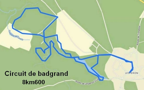 Circuit de badgrand