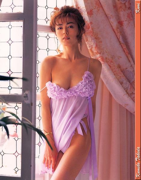 Model Collection : ( [KUNI Scan] -  vol.3  Kumiko Takeda/武田久美子 )