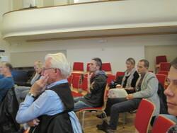 conférence sur l'actualité bulgare