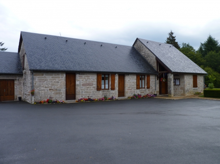 Mairie de Lestards