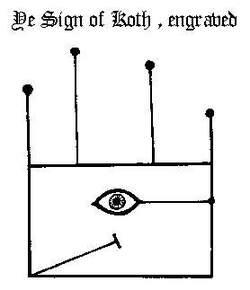 Necronomicon, la symbolique de l'élite noire saturnienne