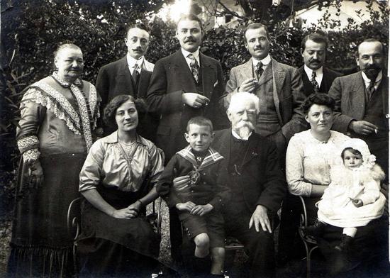 Ascendants Simone-Familles Tribet-Reiner