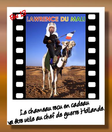 F. Hollande au Mali