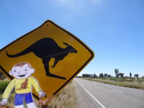 Clément en Australie