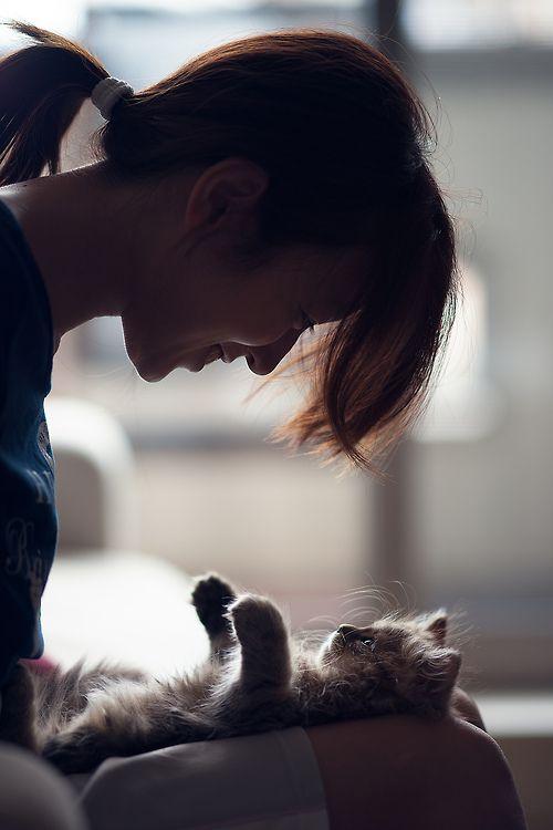 La relation avec votre animal est bonne pour votre santé, jouer avec lui aujourd'hui