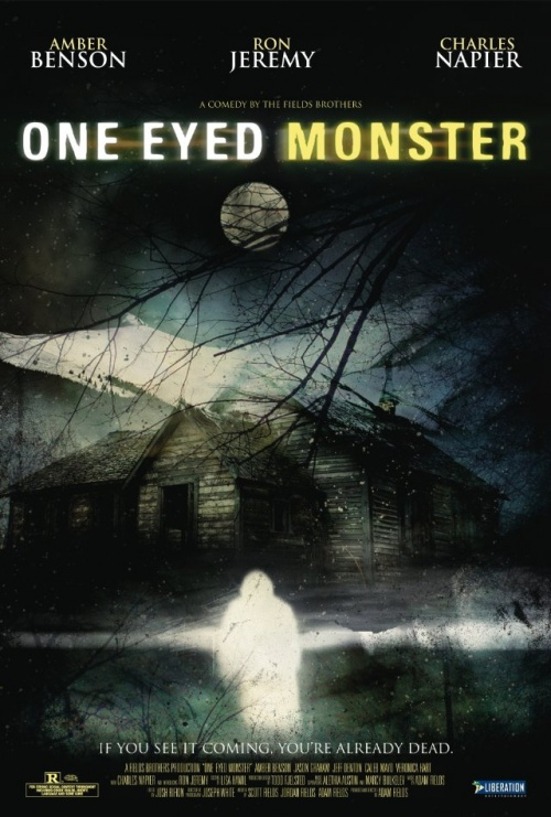 One eyed monster de Adam Fields