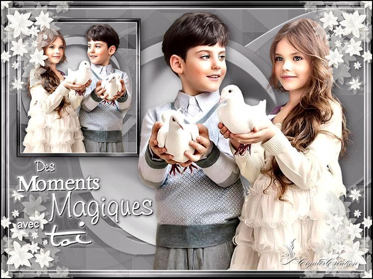 Des moments magique avec toi