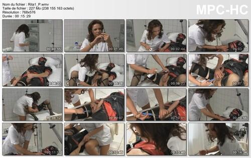 Torturé par l'infirmière (part 1/3)
