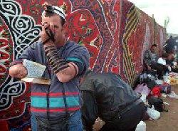 """وصل عشرات الصهاينة إلى مصر للاحتفال بما يسمى بـ """"مولد أبو حصيرة"""" في محافظة البحيرة ، وذلك وسط انتقادات داخلية خاصة مع وجود قرار من المحكمة الإدارية العليا بمنع الاحتفال به."""