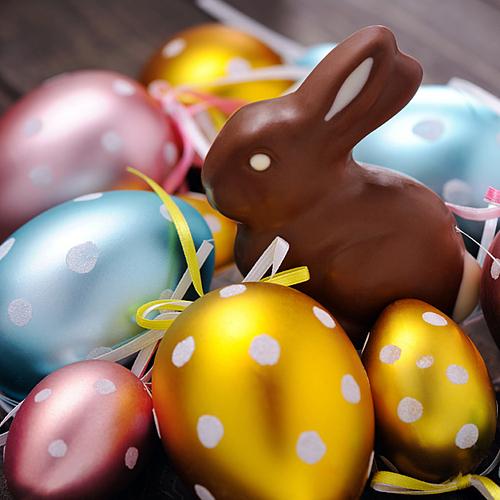 D'où viennent les œufs en chocolat, les cloches et les lapins de Pâques?