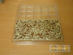 Ma tablette de chocolat blanc & riz soufflé chocolat