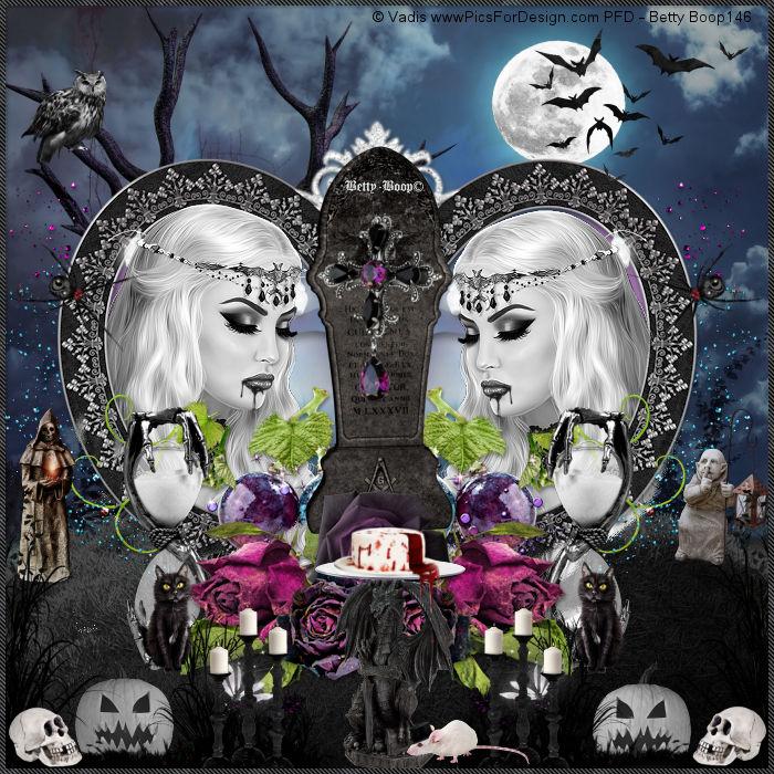 Page à Décorer Halloween