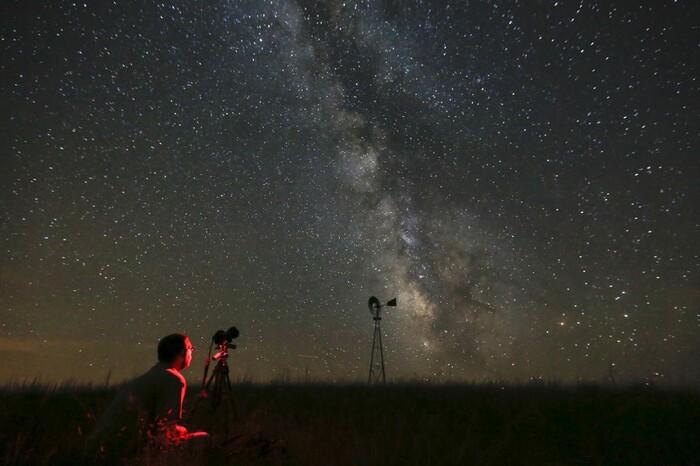 Un Tiers De L'humanité Ne Voit Jamais La Voie Lactée...