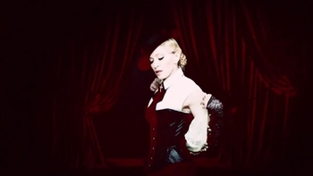 Madonna - Living For Love Video Premiere (8)