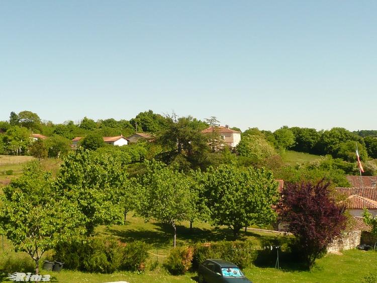 Beaulieu -sur -Sonnette ,charente,