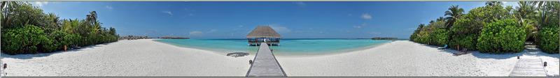 Notre petit paradis pour quelques jours - Moofushi - Atoll d'Ari - Maldives