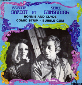 Bonnie and Clyde (Serge Gainsbourg)
