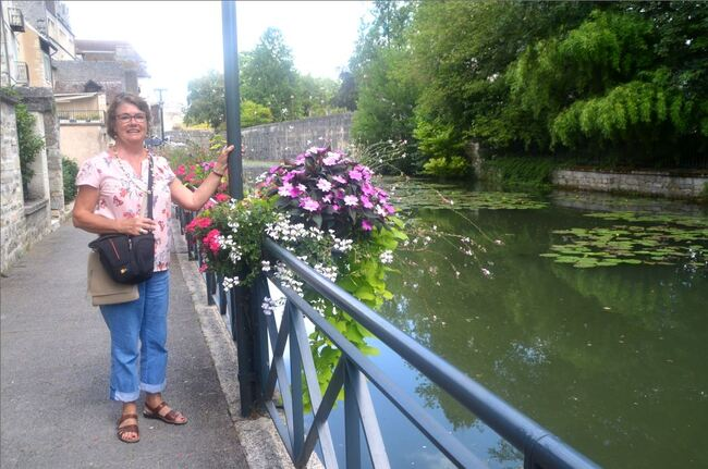 Vacances jurassiennes avec Arlette