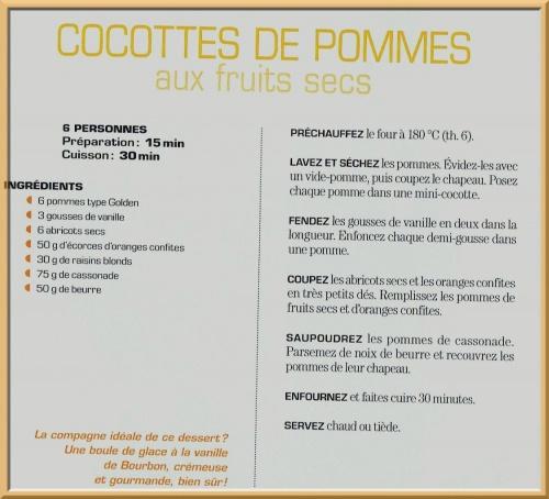 ♥ Cocottes de Pommes ♥