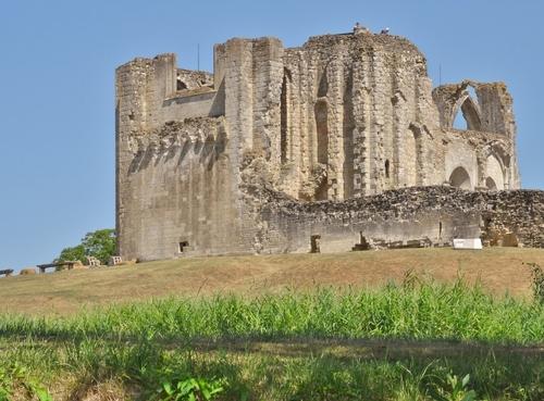 Abbaye de Maillezais et le marais Poitevin (photos)