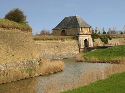 La citadelle de Calais