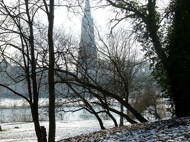 Bords de Moselle hiver 4 Marc de Metz 2012
