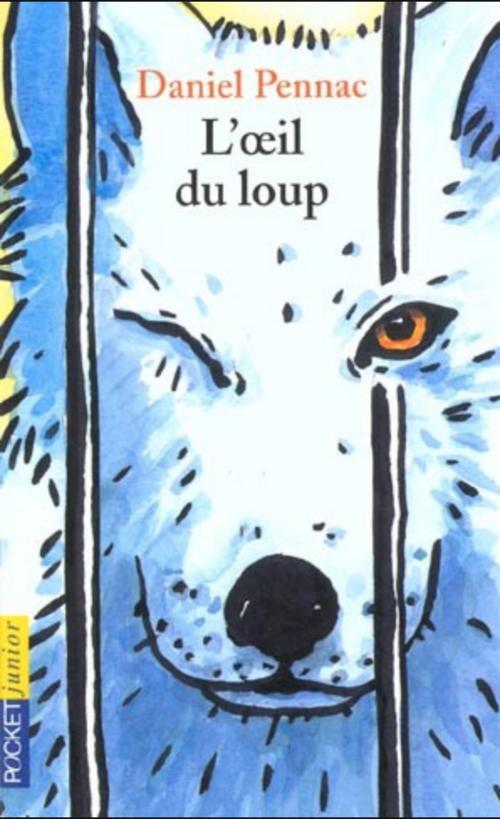 Lecture suivie : l'oeil du loup